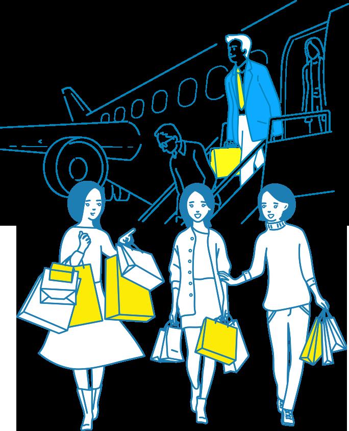 輸入事業イメージ